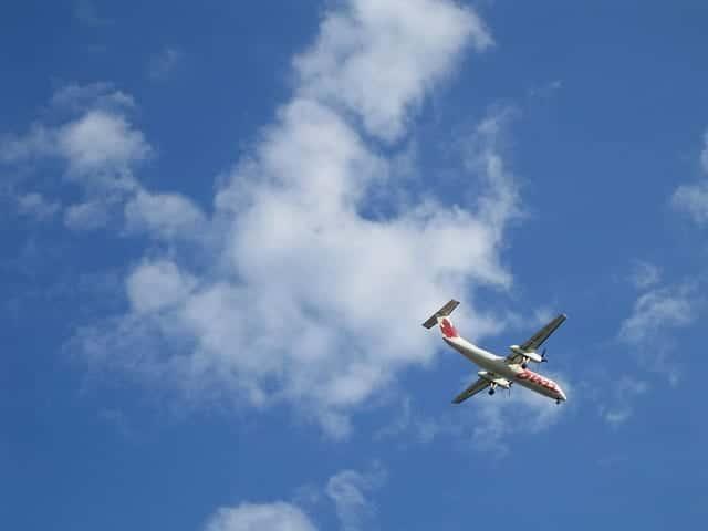 Beförderung von Gefahrgut als Luftfracht