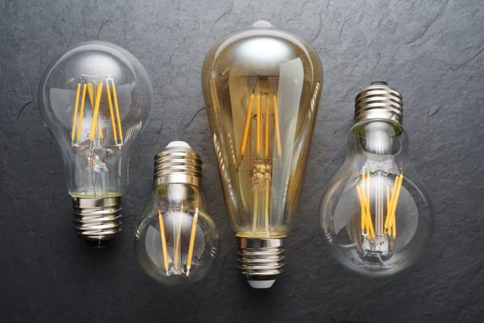 Energieeffizienz bei Beleuchtung