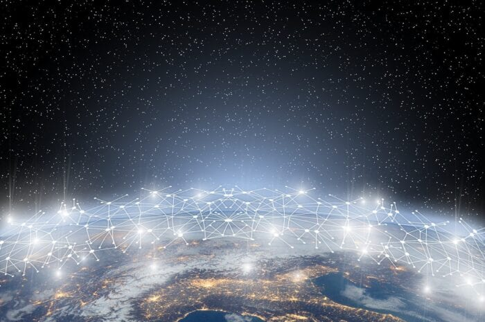 Globale Digitalisierung