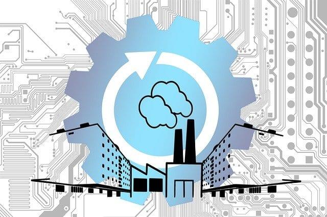 Fabriksteuerung mit IoT