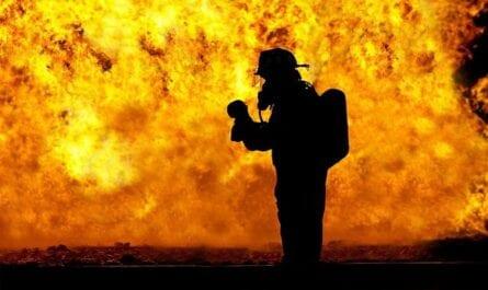Versicherung für einen Brandschaden