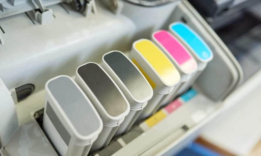 Drucker mieten für das Unternehmen