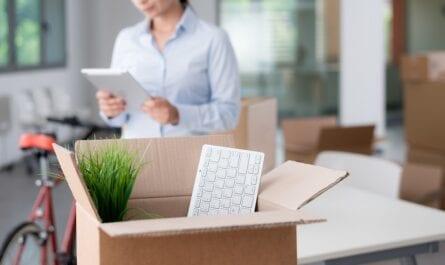 6 Schritte zum erfolgreichen Firmenumzug