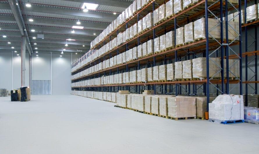 Mit effizienter Lagerhaltung zu besseren Produktionsprozessen